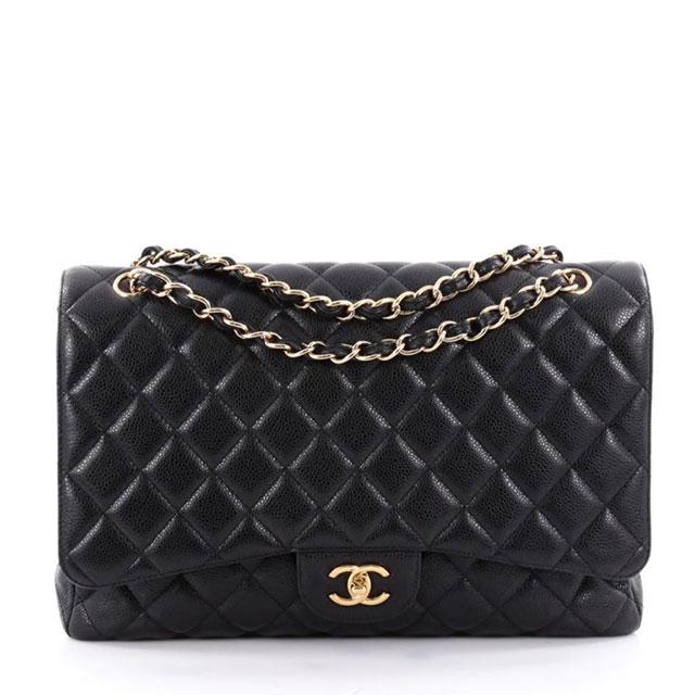 Chanel Caviar Single Flap