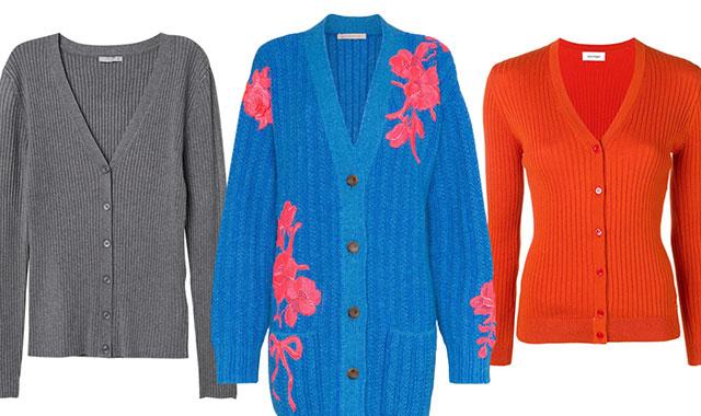 Кардиганы от H&M и Courrèges