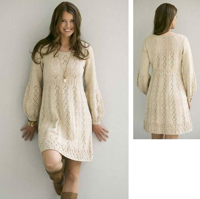 Платье Нежность в простоте