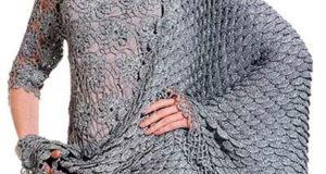 Вечерний костюм Иллюзия холода