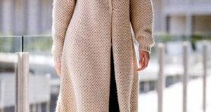 Городская амазонка классическое пальто