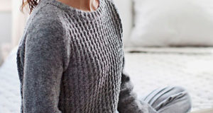 Пуловер-реглан Bedford