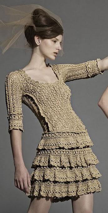 Платье София от модного дизайнера из Бразилии