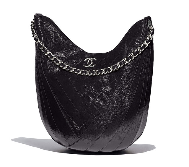 Chanel Hobo Handbag