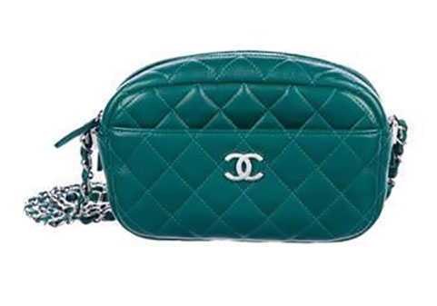 Chanel Camera Case