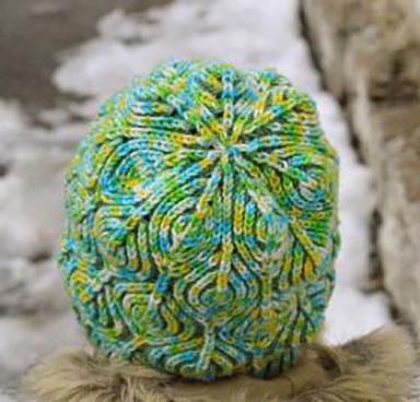 Фото макушки шапочки