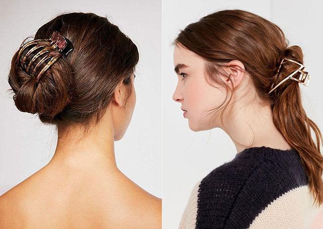 Крабы для волос