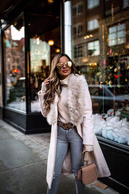 Модное женское пальто 2020-2021 года