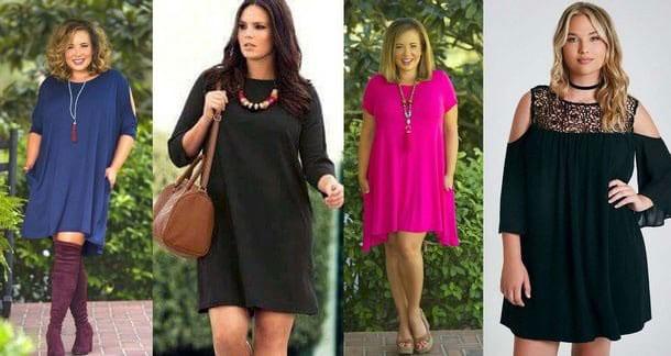Модные платья для полных 2020 года – новые и популярные тренды и тенденции