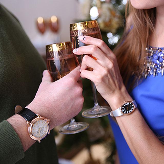 Можно ли носить часы на правой руке мужчинам