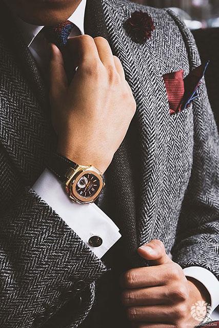 Как правильно носить часы и браслеты в России