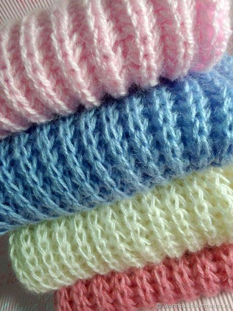 Английская резинка для шарфа
