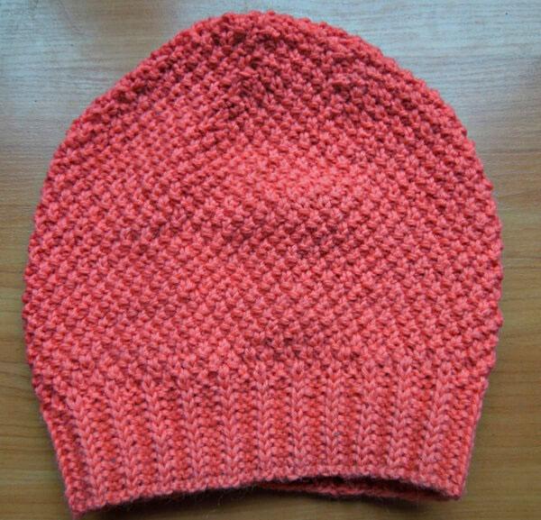 Готовая шапка