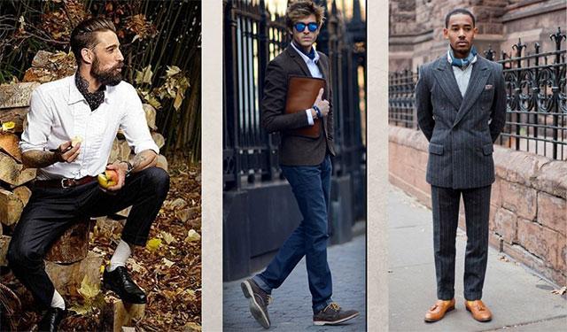 Подбор обуви и брюк