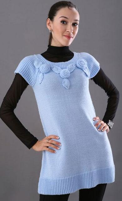 Платье или тунику