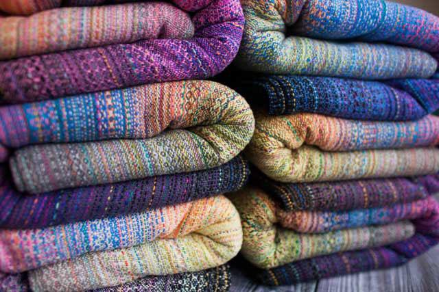 Оттенки ткани
